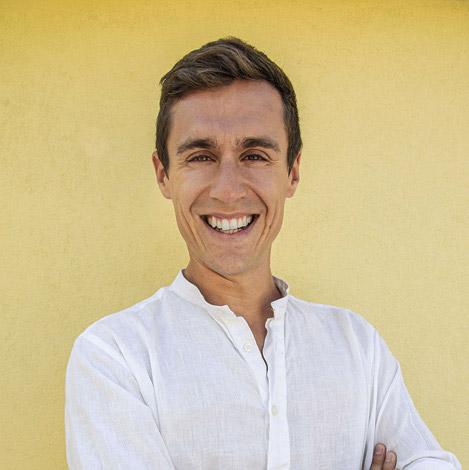 Nutrizionista sportivo Nicolas Cicognani